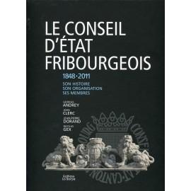Le Conseil d'Etat fribourgeois