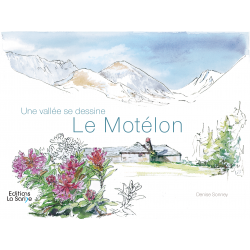 Une vallée se dessine  - LE MOTELON